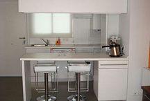 Студия кухня