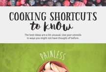 Cooking Shortcuts