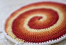 Crochet: Potholders
