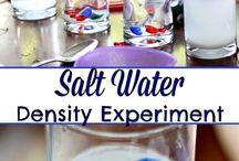 Esperimenti scienza