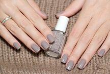 Hermosos esmaltes de uñas