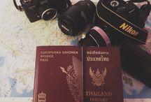 The most of my life. / ฉันชอบเดินทาง ฉันจะเดินทางรอบโลกให้ได้ .