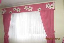 cortinas niñas