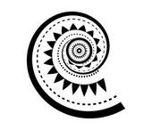 spirale tattoo