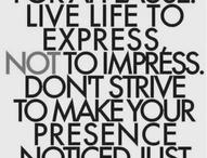 words that mean something  / by Tiffany Garrett