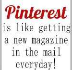 Pinterest... / by Justine Barker