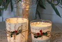Christmas Crafts / by Lydia Billman