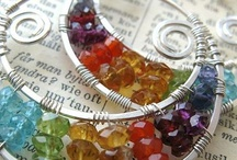 jewelry tutorials / by Donna Asam