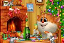 Кошки (Долотов)