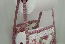Toalettrullholder