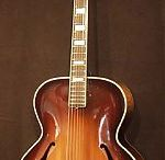 D'Angelico / John D'Angelico was a great master builder of archtop guitars.