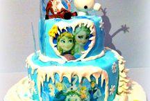 Frozen / Frozen Cake
