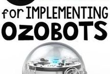 OZOBOT,in classroom