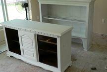 { DIY - future armoire update } / by Leslie Babin