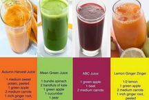 Juicy juices / by Tricia James