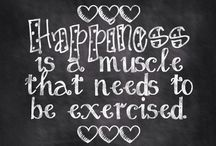 HAPPINESS / Happiness is....