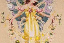 Adia the garden fairy nora corbett