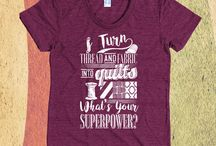 Quilting T Shirts to Buy