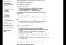 BE-yhdistelmäkortti / Tietoja BE-yhdistelmän kuljettajantutkinnon vaatimuksista ym