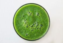 Smoothie Recipes / I love smoothies and am always looking for more inspiration.