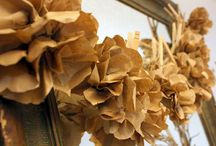 Brown paper Christmas ideas