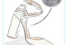 'Meghan' Shoe - Design for Royal Wedding