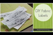 DIY cards, labels e.t.c.