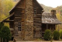 Barns & Houses / by Brenda Fowkes