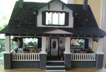 My dollhouses / My dollhouses / by Paula Dascoli
