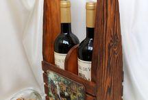 коробы для вина
