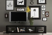 DECOR AROUND TV