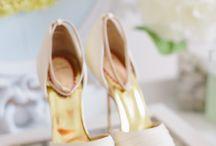 Matrimonio - La sposa e le sue Scarpe