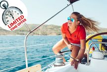 *** Bookings are now open *** /  Book our Bavaria 50 Cruiser with 40% off for any week you choose in the Ionian sea ...save money and make the best holidays!!! Contact us via: info@kekeris-yachts.com