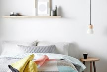 Minimalist Bedrooms / All things simple and Scandinavian / by Dreams Ltd