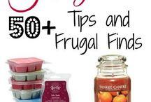 Frugality Rocks / Saving money is sexy!