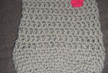 My crochet products