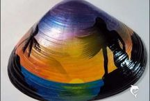 ~Art-Painted shells~ / by ~Kelly Acker~