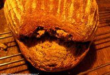 Pečení chleba atd.