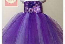Tutu Dresses / Tutu dresses available to purchase via the website www.loveyoututu.com.au