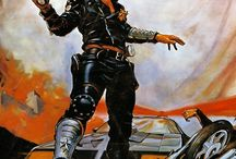 Movies - Mad Max anthology (Sci Fi)