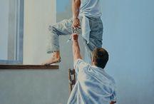 Steve Walker Paintings