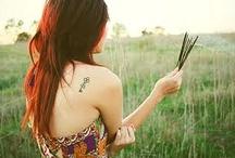 Inked (Tattoo Ideas) / by Morgan F