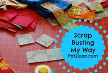 Scraps / How to bust piles of scraps