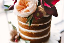 Wedding cakes / Ideas for your wedding cakes