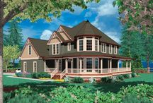 Dream House / Someday...someday. / by Sarah Cowart