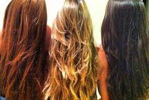 Hair friends <3 / besties