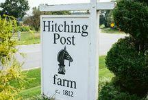1812 Hitching Post in Harmony, North Carolina