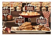 Vintage Circus Theme Party