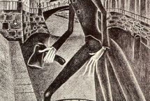 Иллюстрации к романам