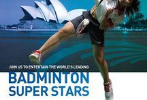 2014 The Star Australian Badminton Open / The Star Australian Badminton Open, a BWF Superseries event, managed by Badminton Australia NEXT EVENT: June 24-29, 2014 in Sydney.